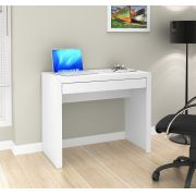 Mesa para Computador Escrivaninha ME4107 Tecno Mobili Branco