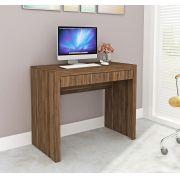Mesa para Computador Escrivaninha ME4107 Tecno Mobili Nogal