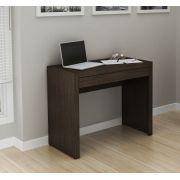 Mesa para Computador Escrivaninha ME4107 Tecno Mobili Tabaco