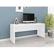 Mesa para Computador Escrivaninha ME4109 Branco Tecno Mobili