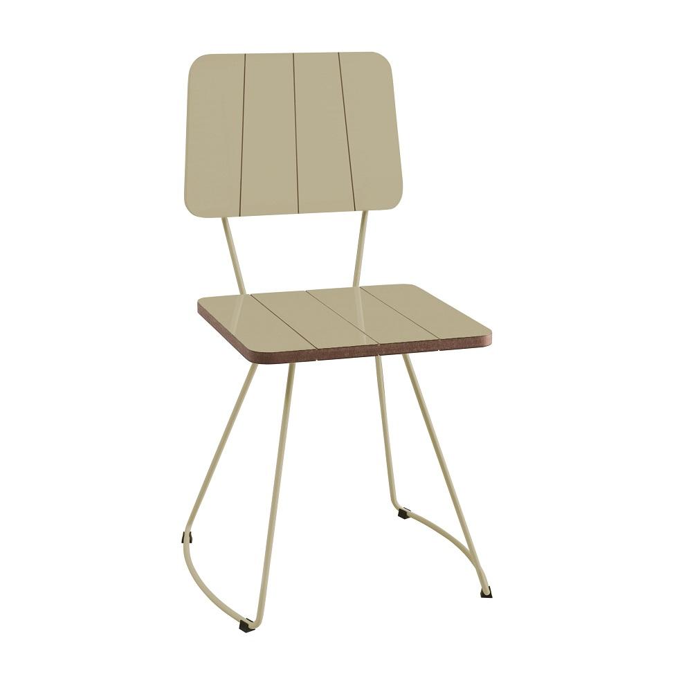 Cadeira Costela F49 Fendi