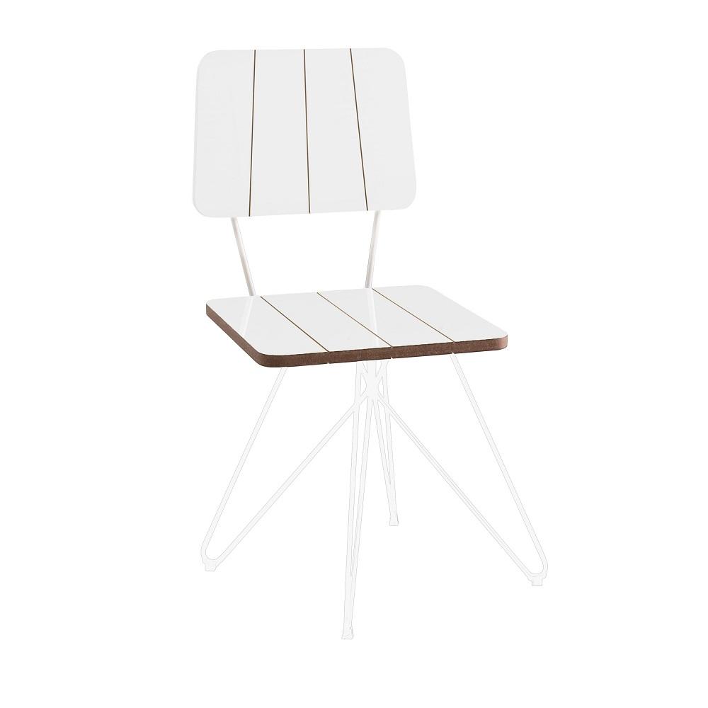 Cadeira Costela F52 Branco