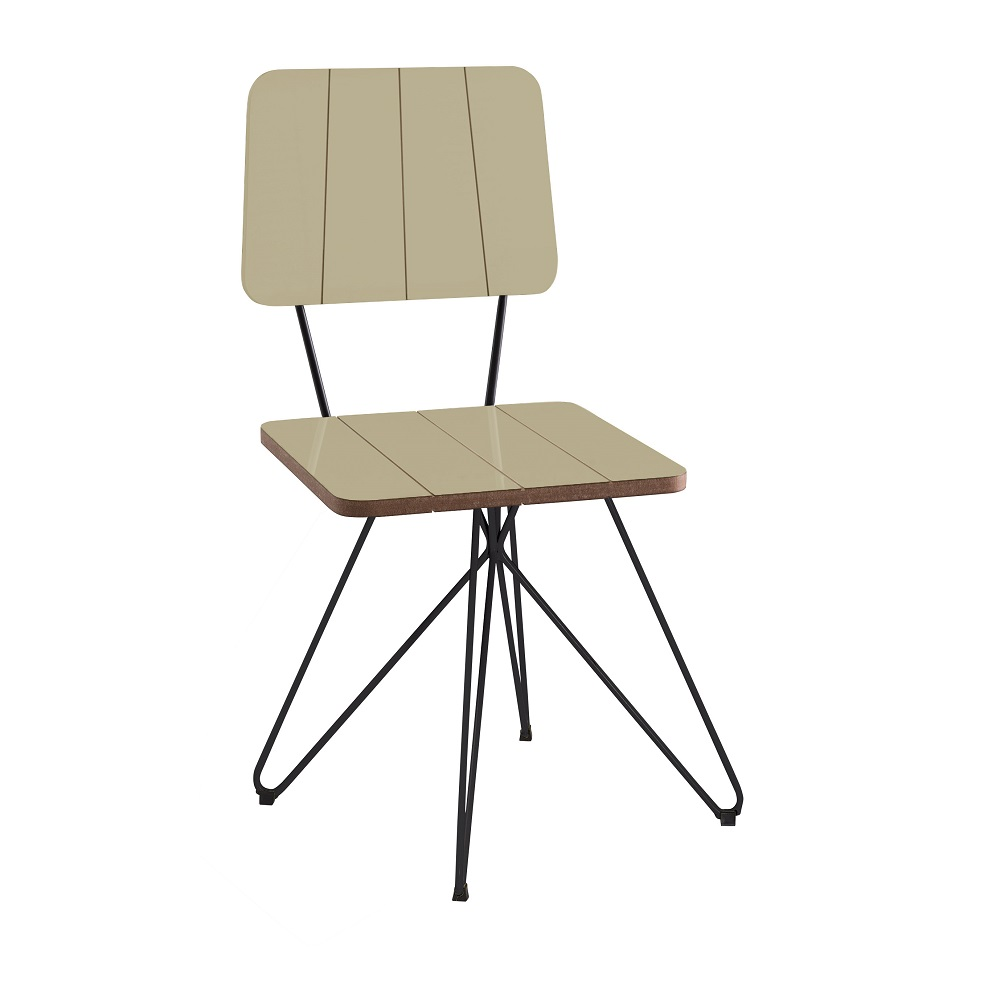 Cadeira Costela F52 Fendi