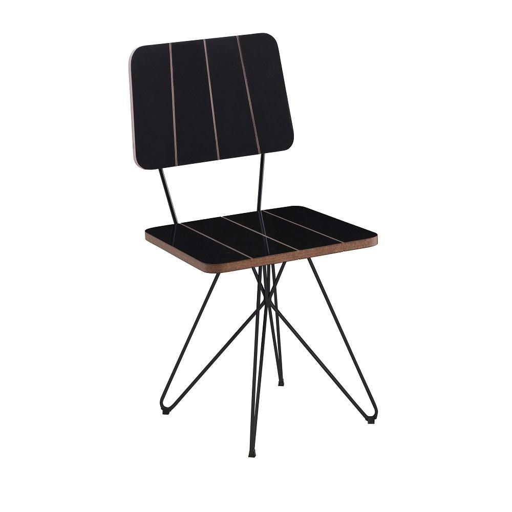Cadeira Costela F52 Preto