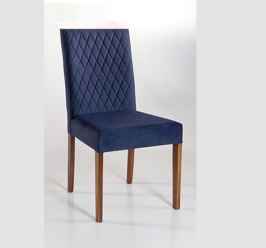 Cadeira Estofada Queen Dorigon Tecido A110