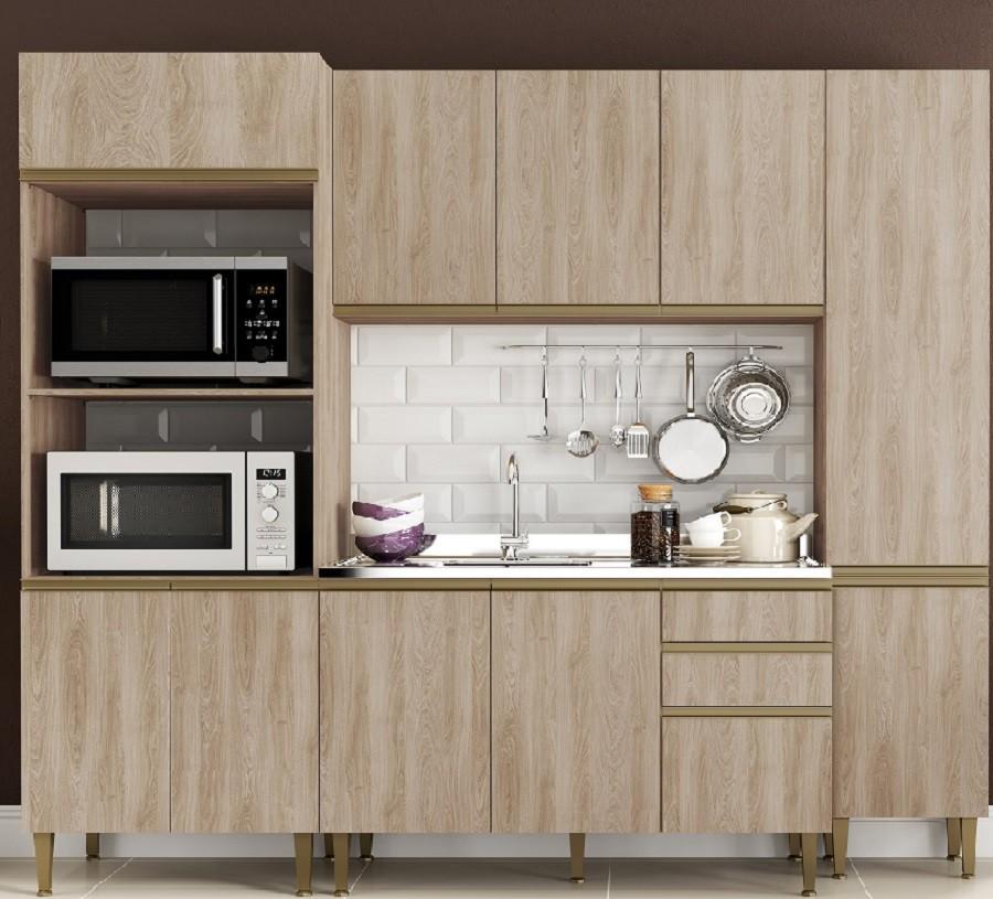 Cozinha Compacta com 4 Peças Cook 9001 Aveiro