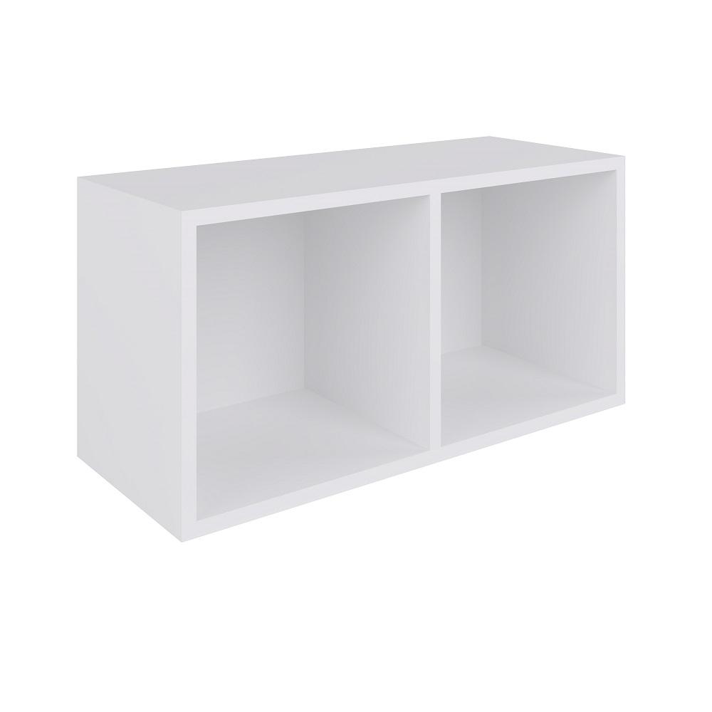 Cubo de Parede 30x60cm BB 910 Branco