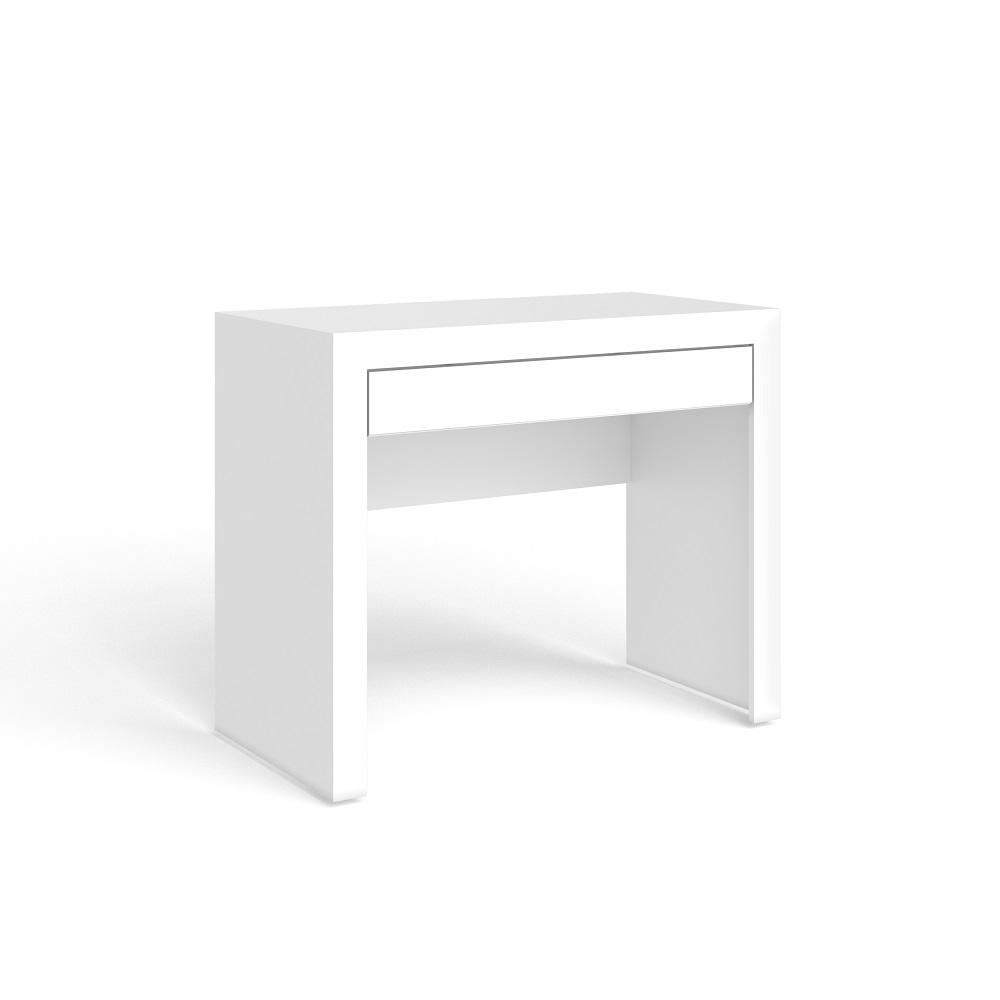 Mesa Computador 1 Gaveta MSM 421 Branco