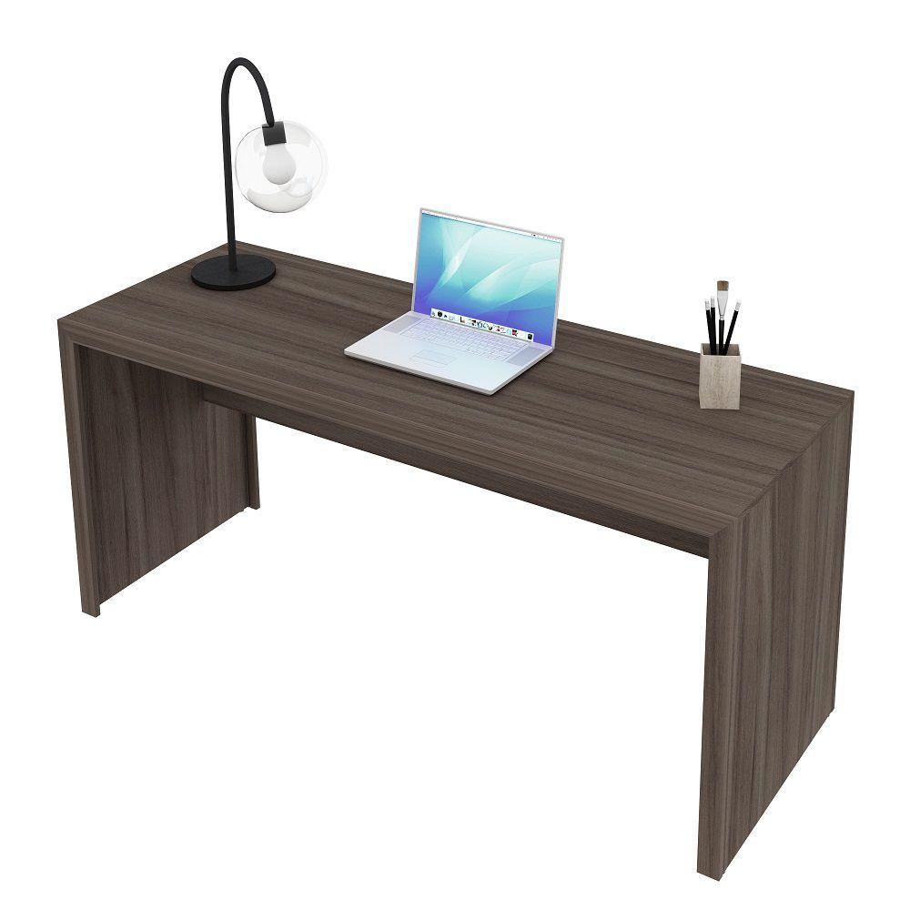 Mesa para Computador Escrivaninha ME4109 Carvalho Tecno Mobili