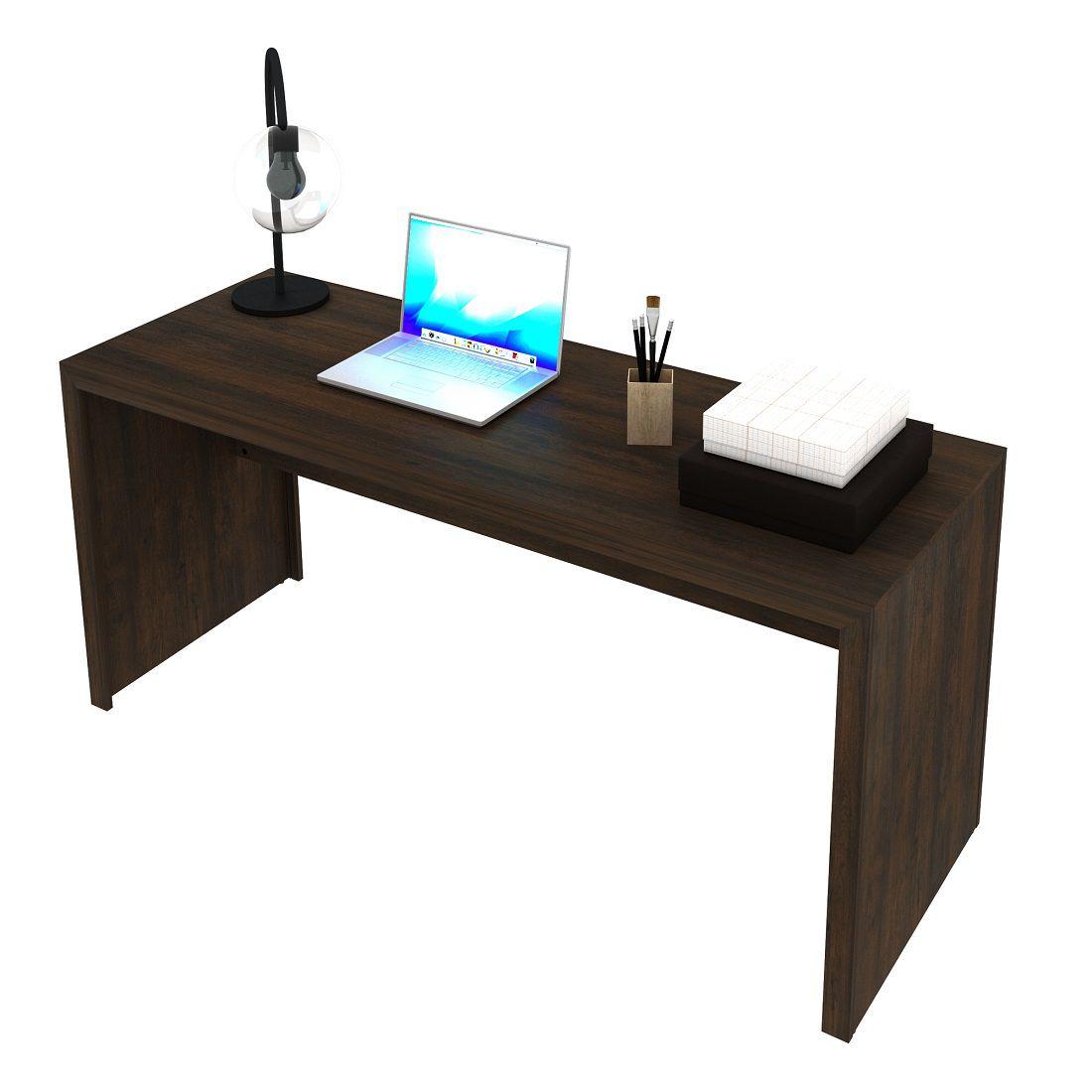 Mesa para Computador Escrivaninha ME4109 Rústico Tecno Mobili