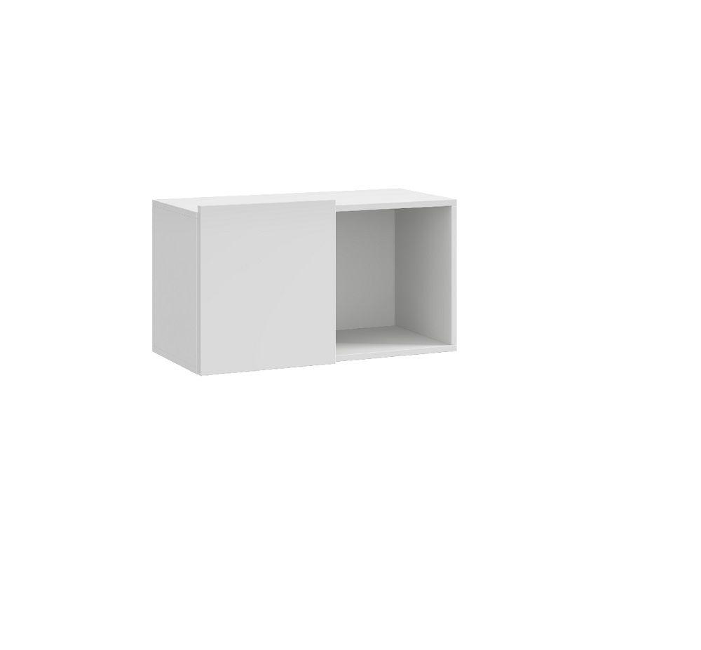 Nicho Organizador com 1 Porta Aurora 1004 Branco XT Bentec