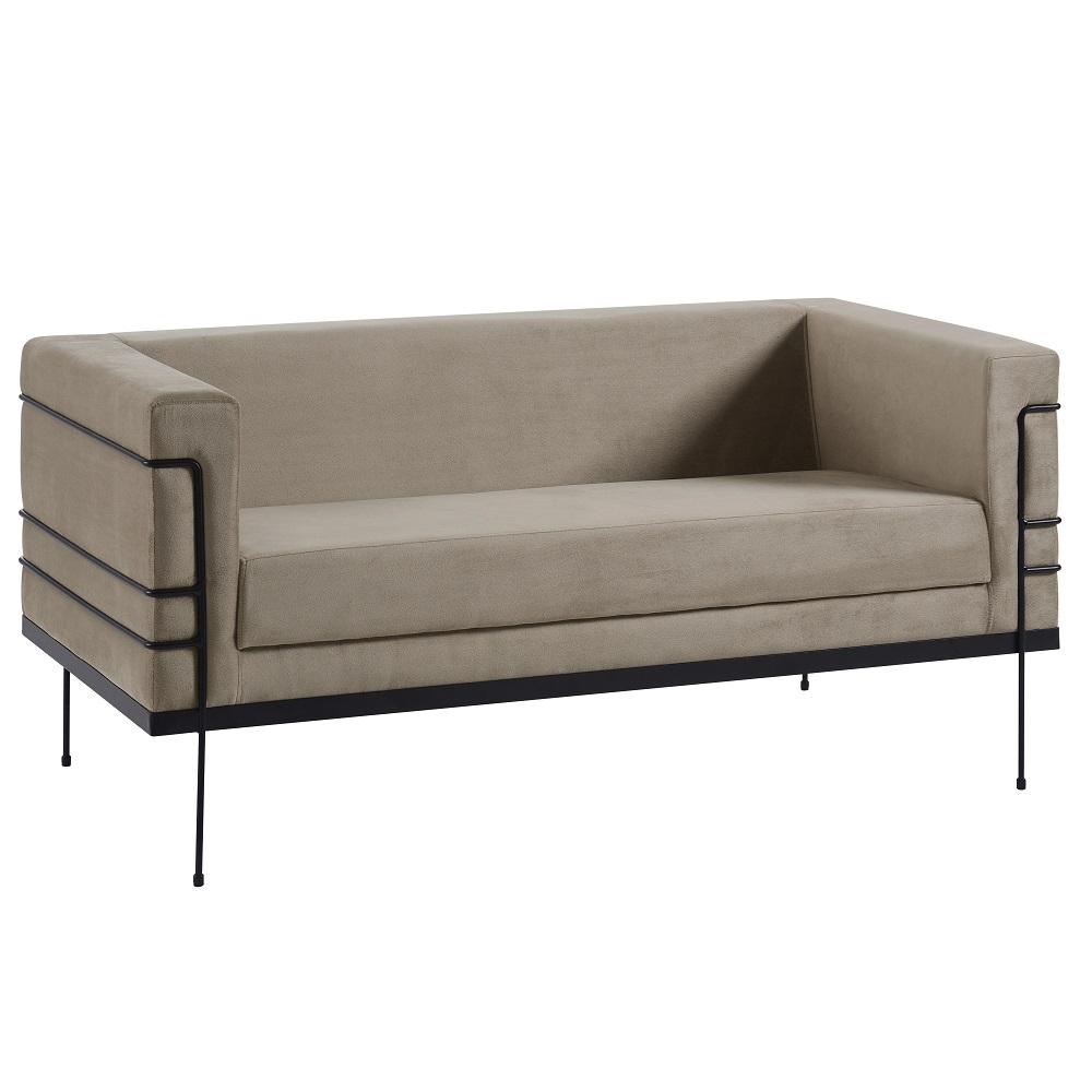 Sofá de 2 Lugares  Le Corbusier 2064 Fendi