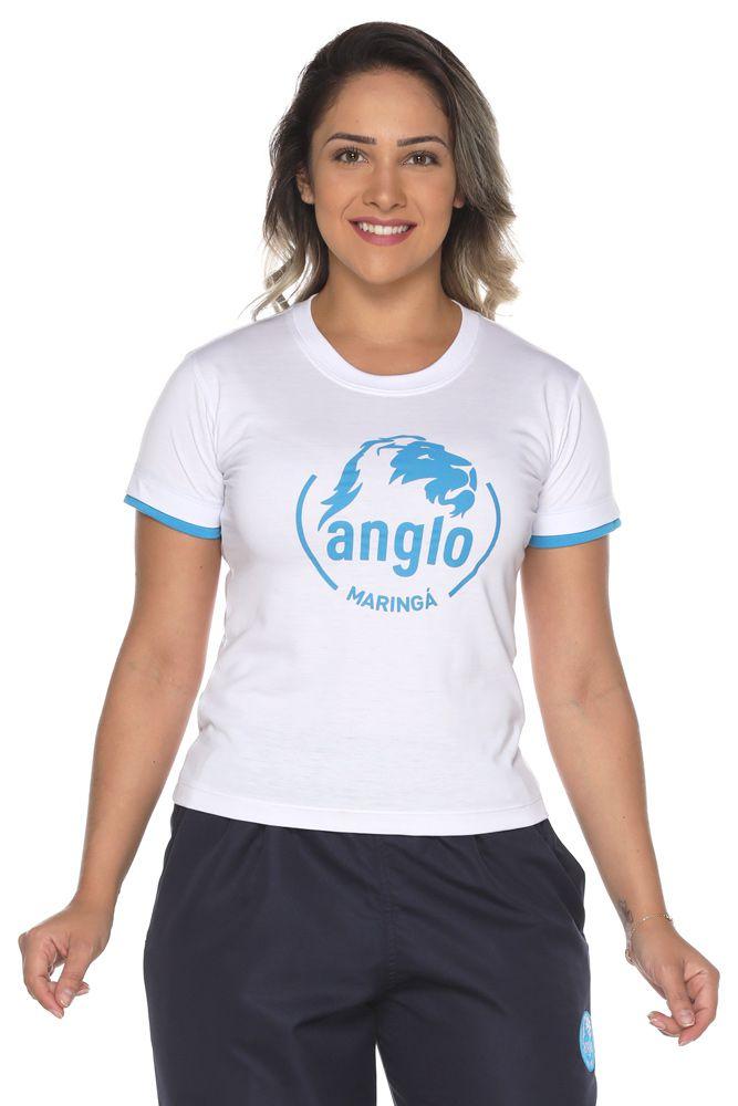 Baby Look Poliviscose - Colégio Anglo