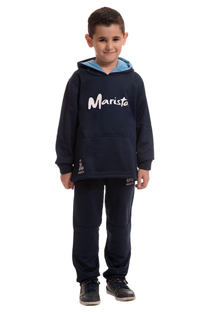 Calça em moletom - Colégio Marista Ref. E19