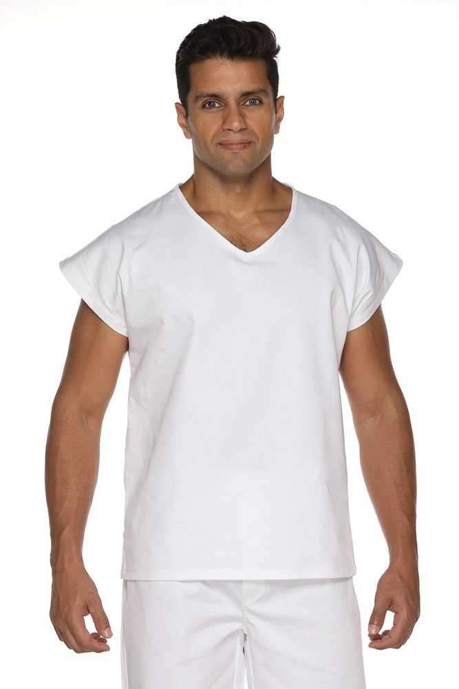 Camisa cirúrgica polybrim