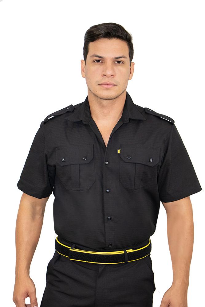 Camisa Tática Masculina Rip Stop