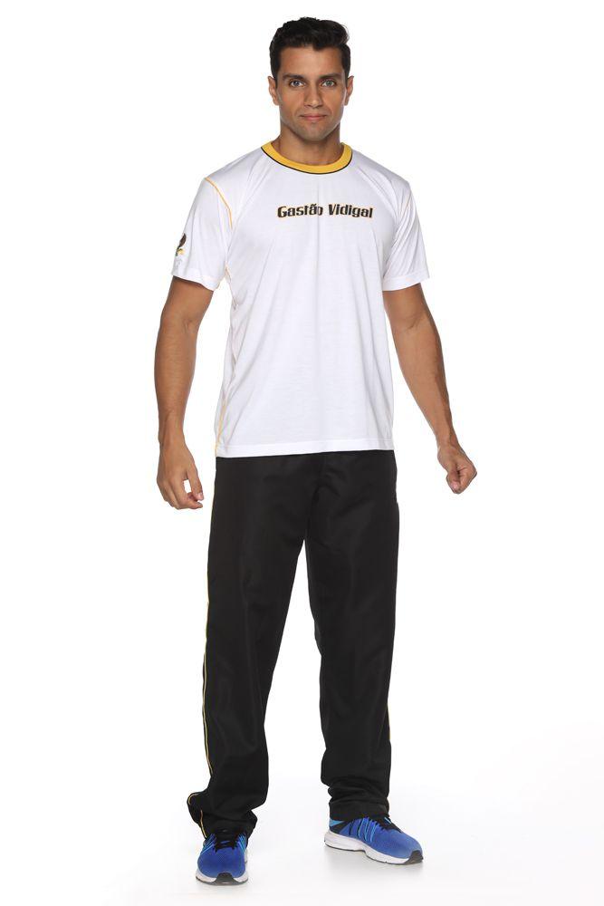 Camiseta manga curta - Colégio Gastão