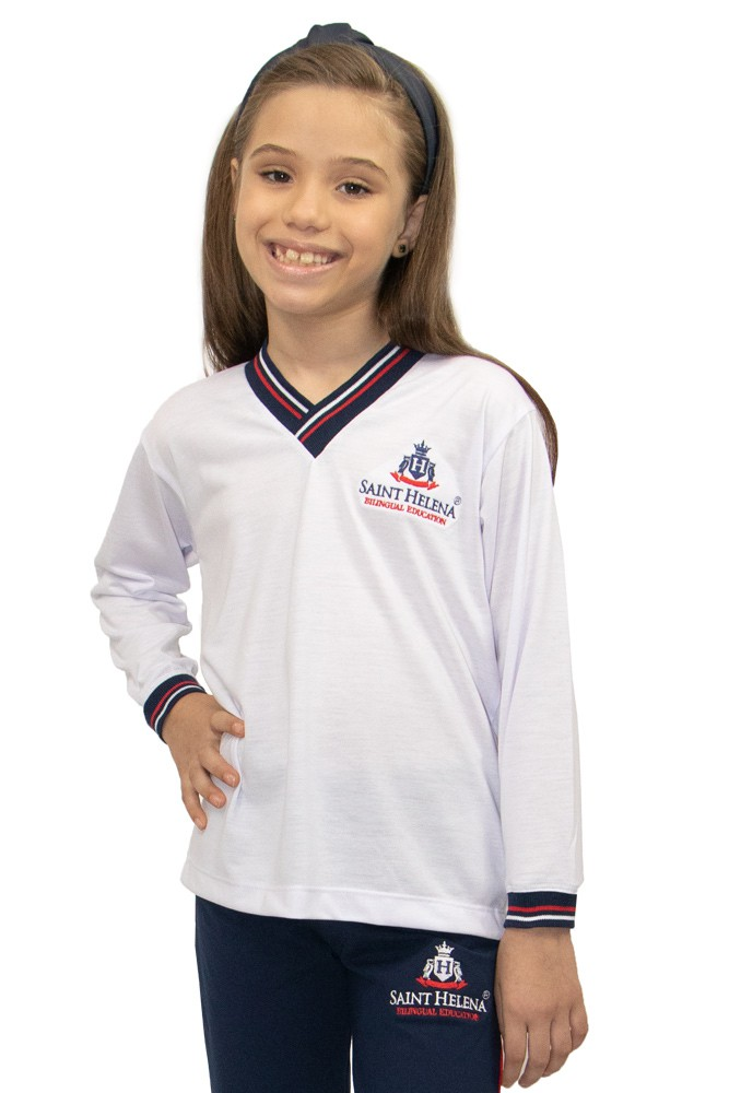 Camiseta ml pv sainthelena gola v