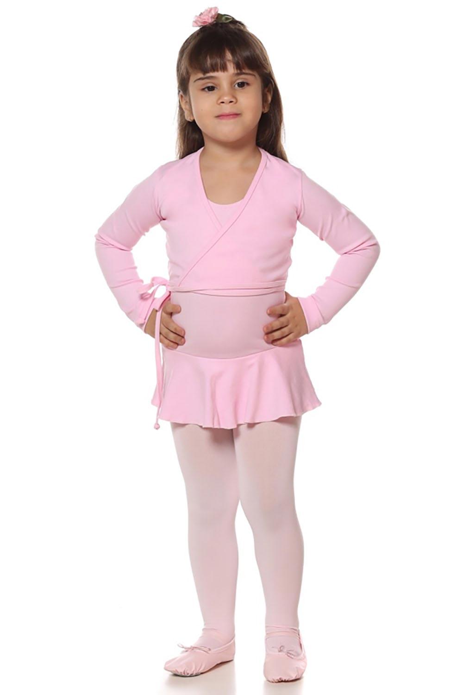 Casaquinho Infantil - Ballet