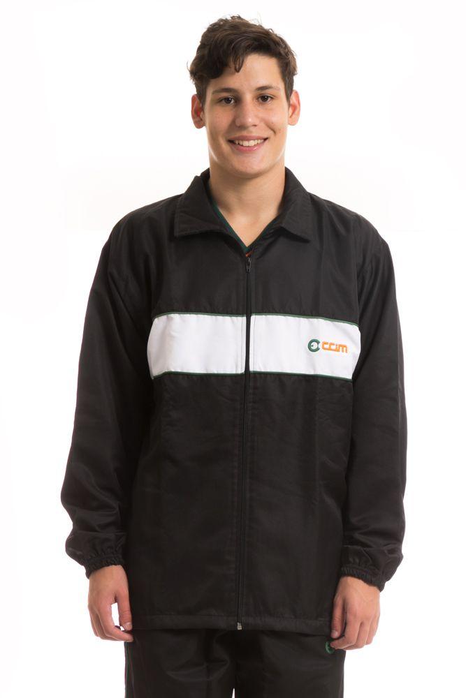 Jaqueta forrada em microfibra - Colégio CCIM