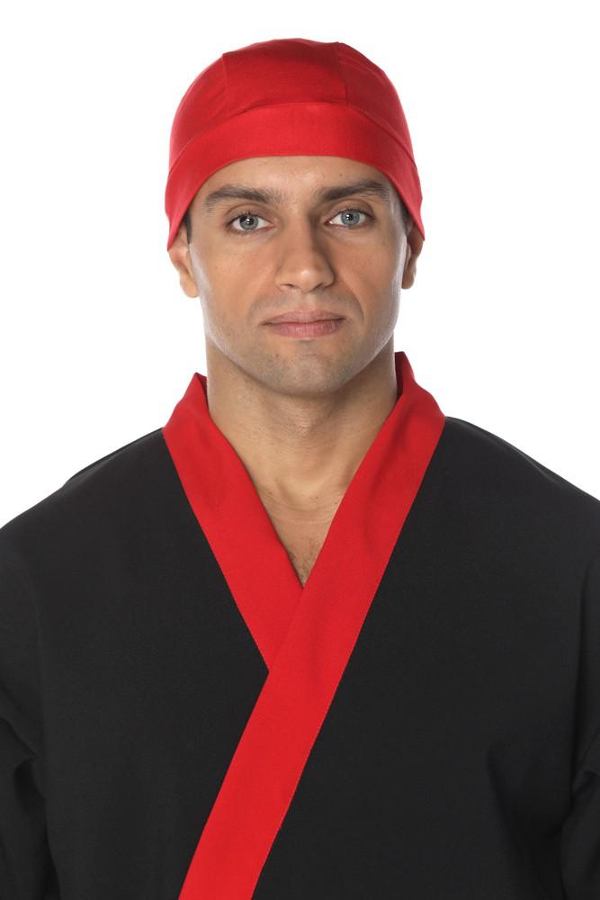 KIT 2 Bandanas de amarrar chef padeiro confeiteiro garçons cozinheiro algodão