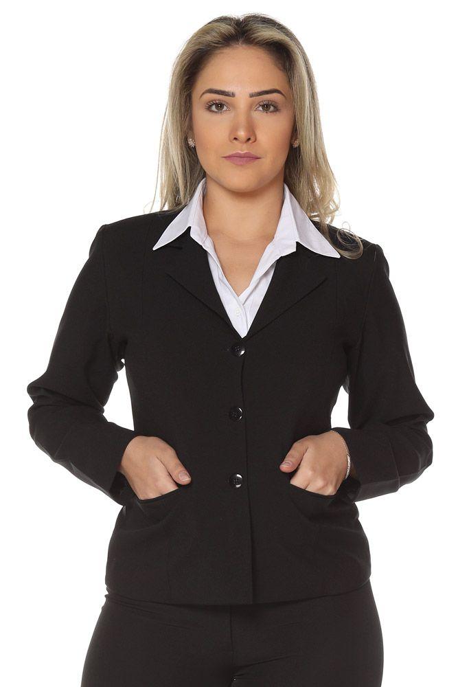 Kit 2 Blazers feminino