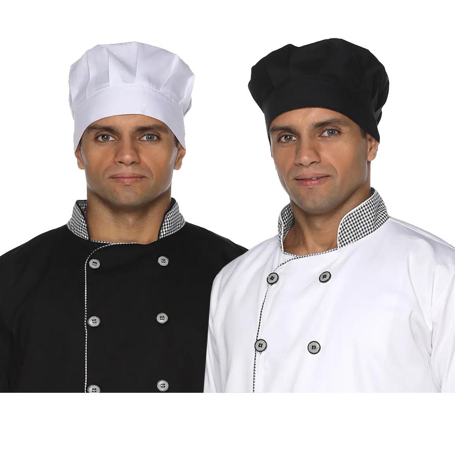 Touca de cozinheiro
