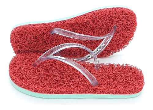 2 Pares Chinelo Massageador Anti Stress Topslipper Health