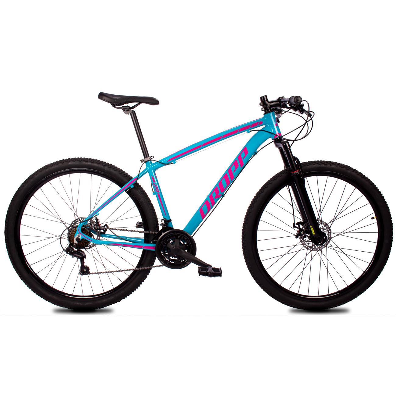 Bicicleta 29 c/21 Marchas Shimano DROPP Z1-X Freio a Disco