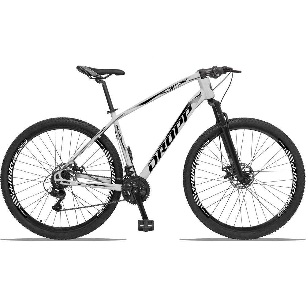 Bicicleta Aro 29 Dropp TX Bull 21V Freio a Disco