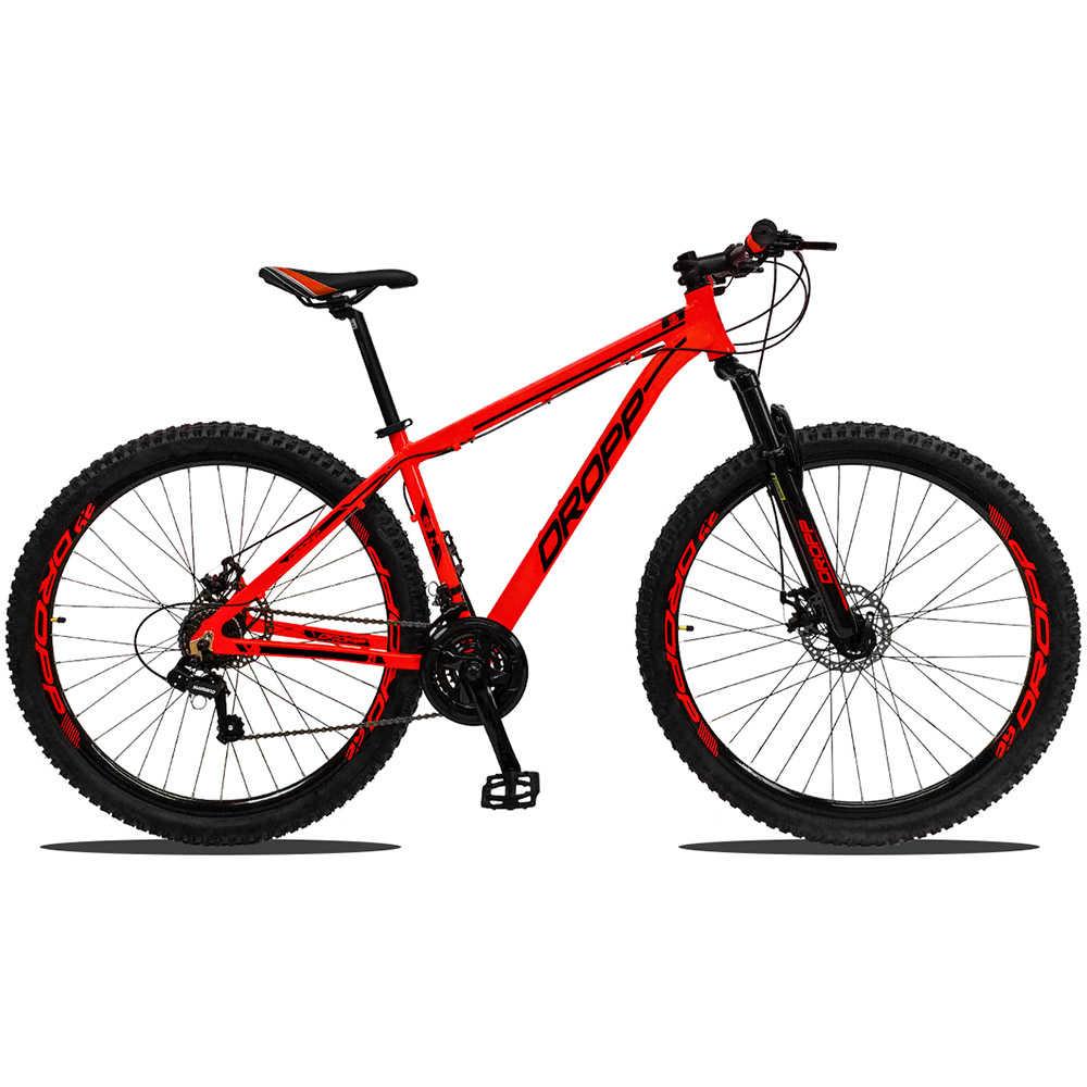 Bicicleta Dropp Z1 21V Aro 29 Freio a Disco Câmbios Shimano TZ