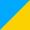 Azul / Amarelo