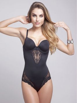 Body Redutor Modelador com Bojo Darling