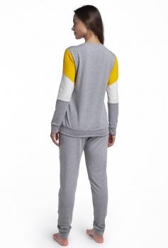 Pijama Feminino Moletinho com Bolso