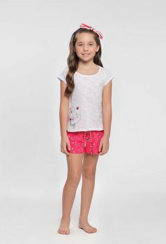 Pijama Infantil Joaninha
