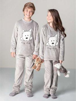 Pijama Infantil Soft Cocada