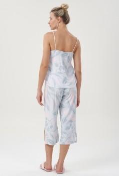 Pijama Pantacourt Regata