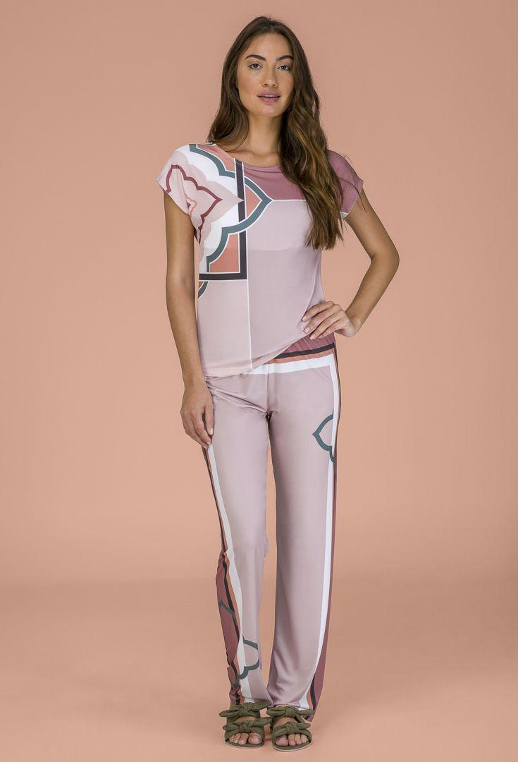 Pijama Microfibra La Medina