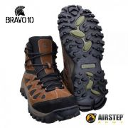 Bota Airstep Hiking Bravo 10 5700 - Brown Black