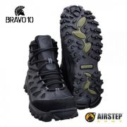 Bota Airstep Hiking Bravo 10 5700 - Black