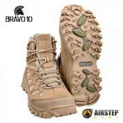 Bota Airstep Hiking Bravo 10 5700 - Tan