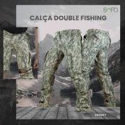 Calça Double Fishing SAFO (Calça e Bermuda) - ACU Digital