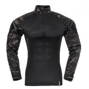 Camisa de Combate Invictus Raptor - Multicam Black