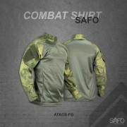 Camisa de Combate Safo Militaria - ATACS FG