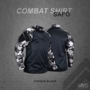 Camisa de Combate Safo Militaria - Choque Black