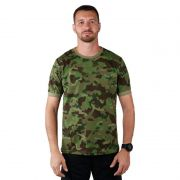 Camiseta Bélica Soldier - Multicam Tropic
