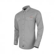 Camisa de Sarja Endurance Invictus - Cinza