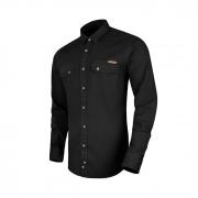 Camisa de Sarja Endurance Invictus - Preto