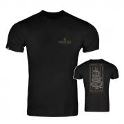Camiseta Invictus Concept - Rattlesnake
