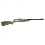 Carabina de Pressão CBC Jade Mais 5,5mm - Coronha Polipropileno Verde